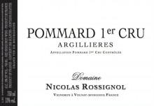 POMMARD 1ER CRU ARGILLIERES