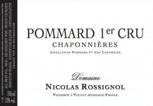 POMMARD 1ER CRU CHAPONNIÈRES