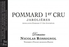 POMMARD 1ER CRU JAROLIÈRES