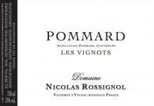 POMMARD VIGNOTS