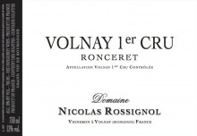 VOLNAY 1ER CRU RONCERET